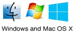 Fonts for Windows and Mac OS X